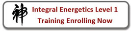 Integral Energetics Enrolling Now
