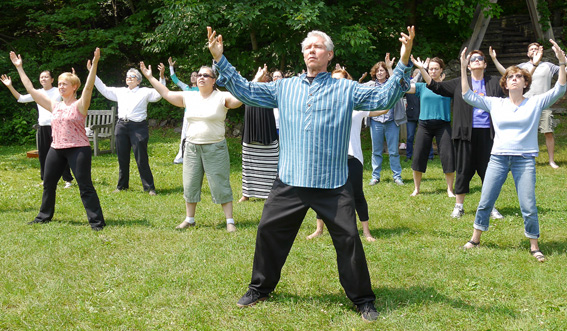 Omega Tai Chi Easy 2015 by Bill Wrenn