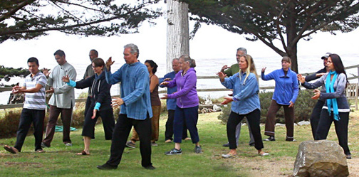 Integral Qigong with Dr. Jahnke