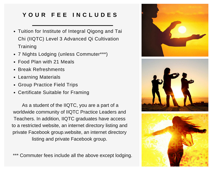 4c22df433 Register for Level 3 - 200 Hour Qigong and Tai Chi Training and ...